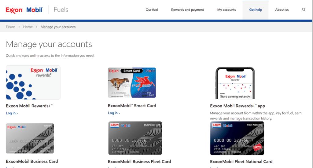 exxonmobil-account-online