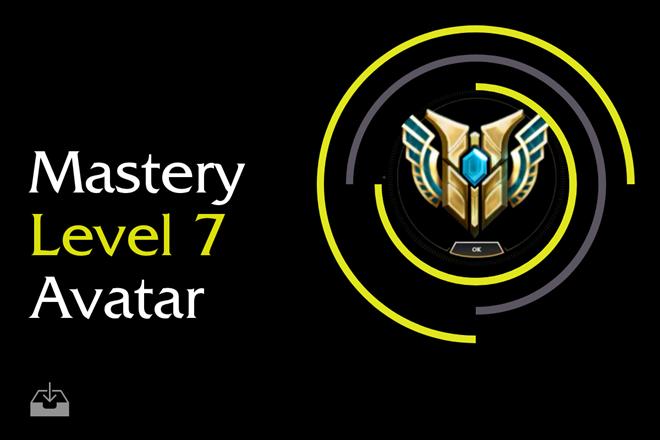 mystery level 7 avatar
