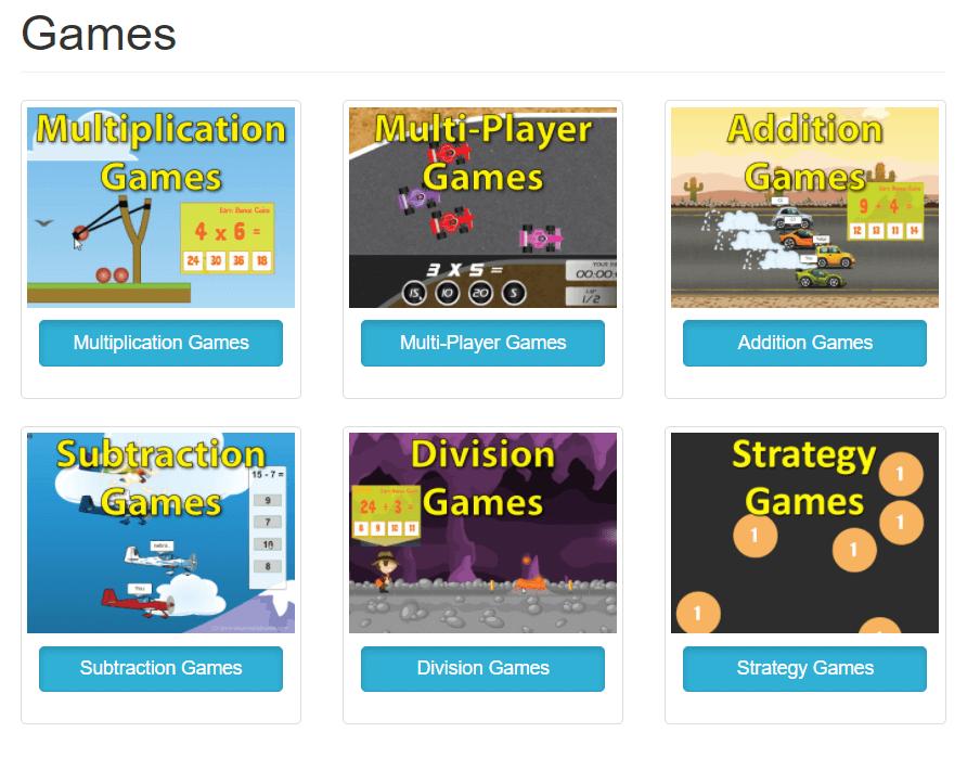 multiplications-games