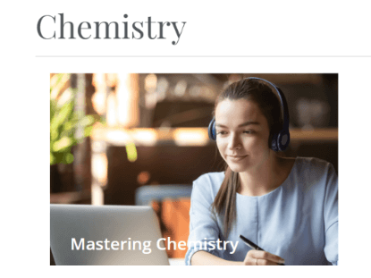 masteringchemistry