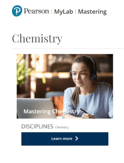 mylab-chemistry